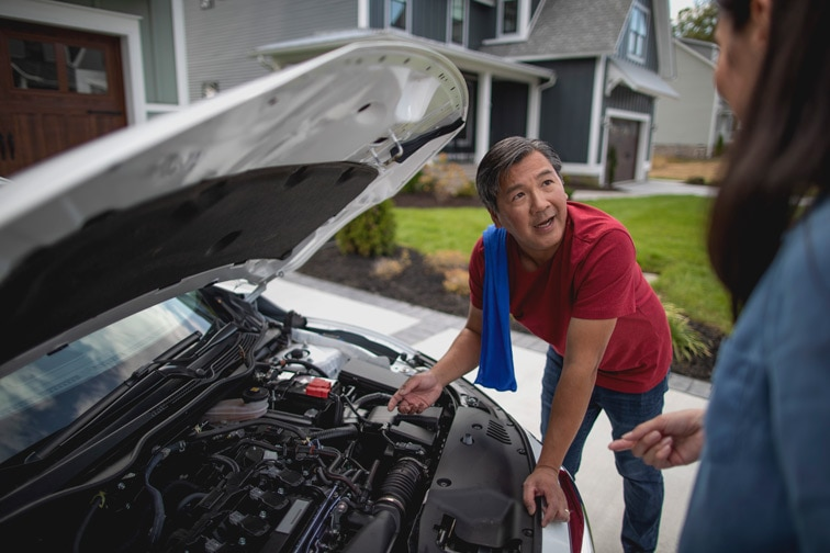 Used-Car Buyers: Make Sure It's All Good Under the Hood