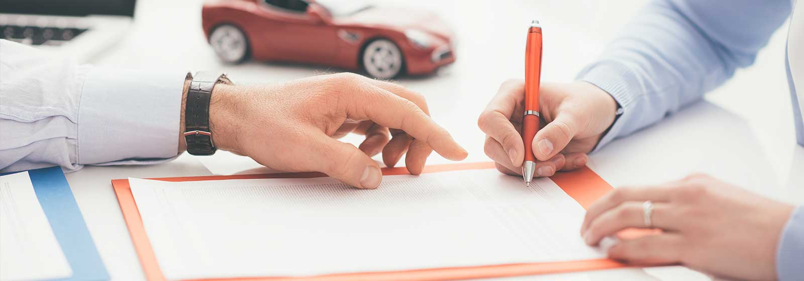 Car Paperwork