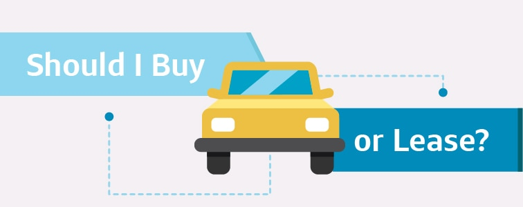 leasing vs buying a car a flow chart capital one auto navigator