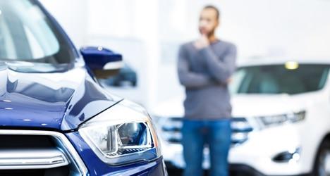 No-haggle car dealerships
