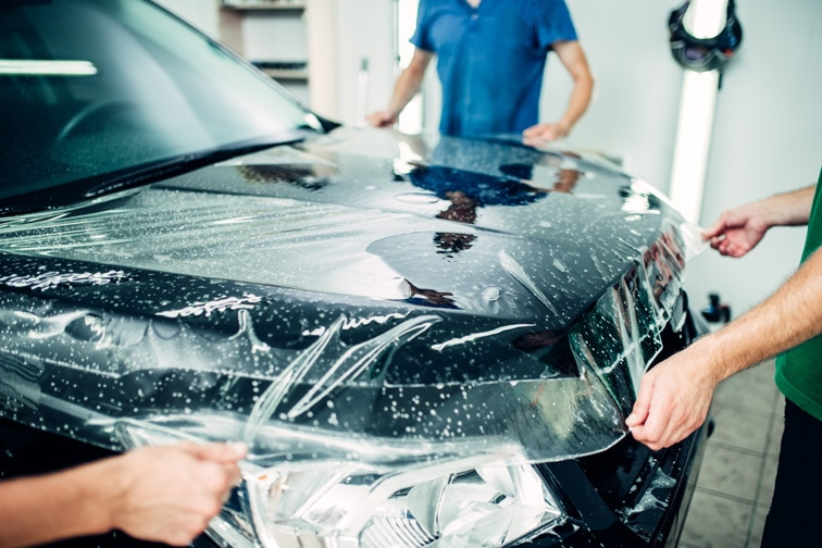 How to Keep Your Car Looking Like New Without Ever Waxing It