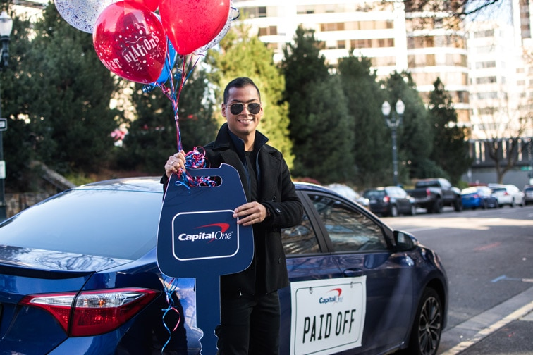 Capital One Car Payment >> For Portland Man Winning The Big Payoff Is A Blessing