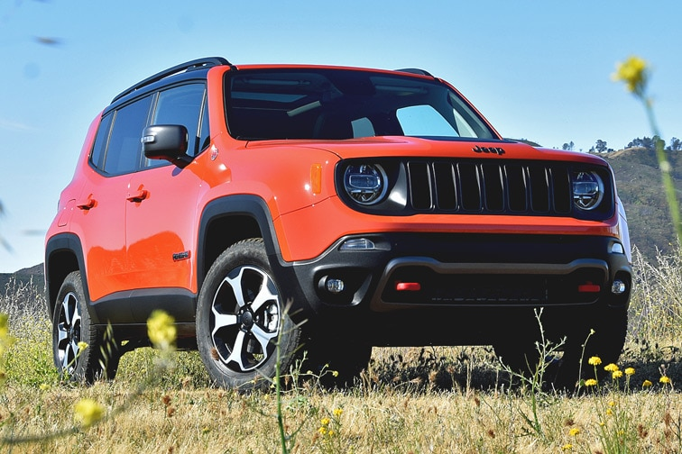 2019 Jeep Renegade Review Small But Mighty Capital One Auto Navigator