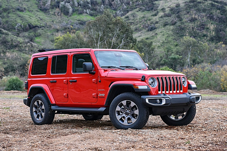 2020 Jeep Wrangler Unlimited Etorque Review Does Turbocharging And Mild Hybrid Technology Transform A Wrangler Capital One Auto Navigator