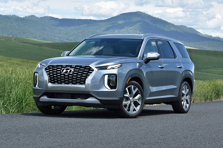 2020 Hyundai Palisade Review Surprise And Delight Across Three Rows Capital One Auto Navigator