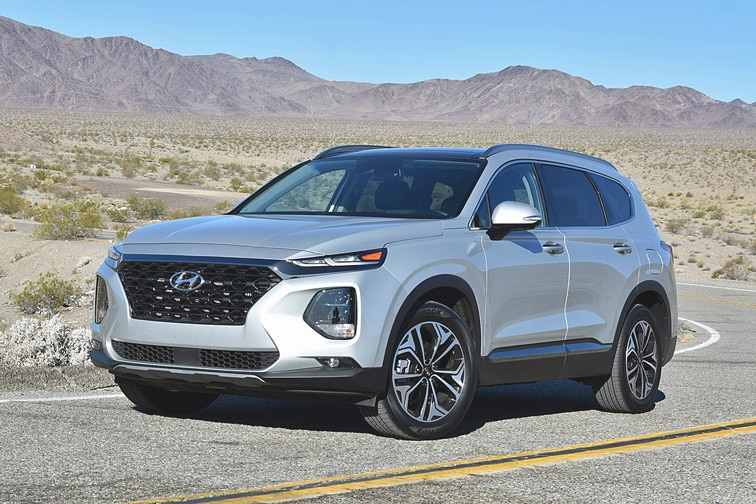 2020 Hyundai Santa Fe Review A Midsize Suv That Goes The Distance Capital One Auto Navigator