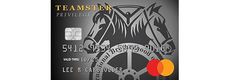 Teamster Privilege Capital One Credit Card Login