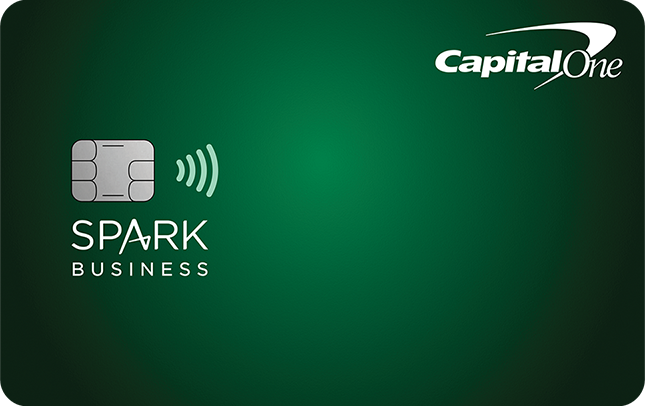 Spark Small Business Credit Cards Capital One Apply Now