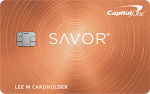 Savor Rewards Credit Card Cash Back On Dining Entertainment Capital One