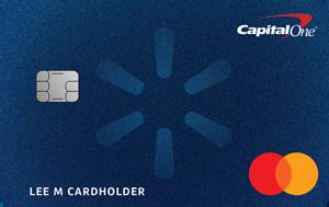 Capital One Walmart Rewards Card Capital One