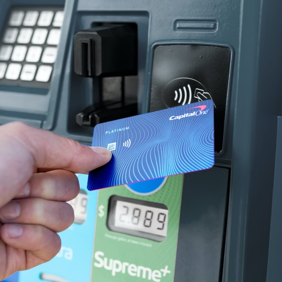 Using Contactless Card