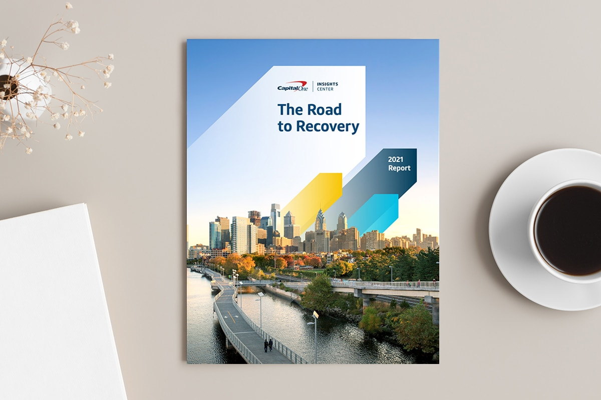 2021 report Capital One Marketplace Index: The Road to Recovery. Capital One Insights Center